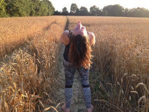Le yoga: un compagnon de route